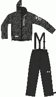 Pazdesign PSL BS WARM RAIN SUIT Ⅱ NEW!!